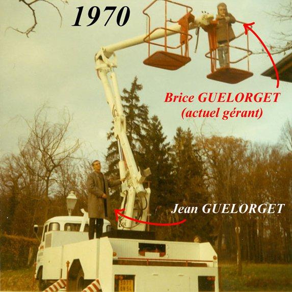 Guelorget à Nancy : location de nacelle élévatrice, nacelle avec chauffeur et nacelle grande hauteur